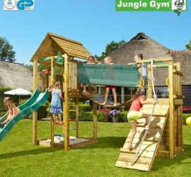 Boahs Cabin Spielturm