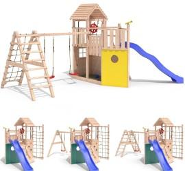 KonTikiNeo Spielturm vorgestellt